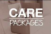 Care Package Ideas / Here you can find tips for Care Packages that will give your far-off loved one a taste of home.  Find out what to pack, how to pack, and how to maneuver around the rules of mailing packages.  Let us know what has worked for you, and what you find inspiring and helpful! / by Military Spouses