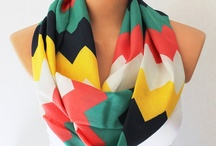 Scarf obsession  / by Jayne Wilson