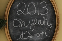 New Year's / by Melissa Mondragon | no. 2 pencil