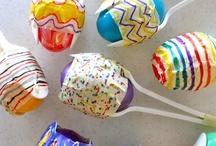 Easter / by Melissa Mondragon | no. 2 pencil