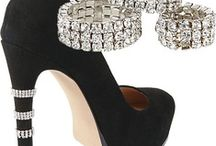 Beautiful Shoes and Accessories / by Chauncey Davis