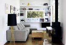 his and hers apartment / by Jacqueline Lizzette