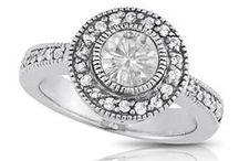 wedding|rings / by Rachel Maikranz