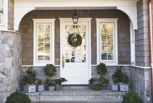 Home Exterior / by Beth Geiger