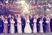 Bridal Party Ideas :) / by Hallie Hales