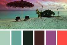 Color Schemes :) / by Hallie Hales