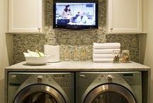 Laundry Rooms  / by Hallie Hales