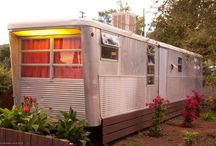 Trailer Dwelling...the remodel... / by Theresa Muench