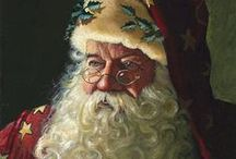 Santa Claus Is Coming To Town / Santa's  / by Joan Arc