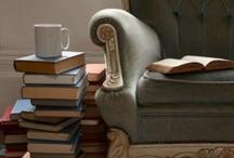 Books / by Maureen Fitch-Petan