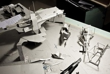 Architecture Models / by Filipe Carvalho