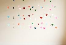 P #62: Valentine's Crafts / by Kelsey/TheNaptimeChef
