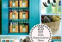 Organization / by Mandi Yates