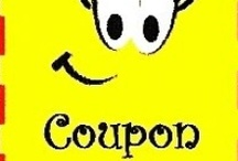 Coupons / by Mandi Yates