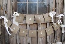 Wedding Ideas / by Cindy Fredrickson