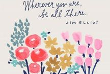 words / by Bri Bell