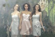 Color Trend for Spring 2014 / Light Pink and Grey! / by Alfred Angelo Bridal