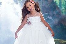 Flower Girl Fun / Alfred Angelo's Flower Girl Collections including Disney Blossoms / by Alfred Angelo Bridal