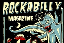 all things Rock-a-Billy / by Charlotte Hutchison