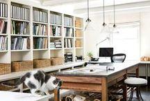 Studio, Craftroom, Organization etc. / by Patricia Tassery-Stefani