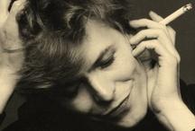 The rise and fall of David Robert Jones / David Bowie / by Alessandro Zanoni