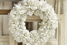 Wreath - Couronne / by Patricia Tassery-Stefani