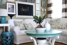 Home Sweet Home Ideas / by Emily Thomas