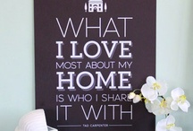 For the Home / by Miranda Ashley