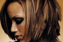 Hair styles n make up / by Miranda Ashley