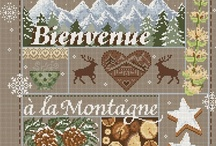 Cross Stitch / by Belle and Buttercup