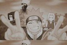 Naruto - One of the Best Anime / by Brittany Phillips