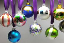 Hanging on the tree... / Homemade and upcycled Christmas ornaments / by Heather Sokol