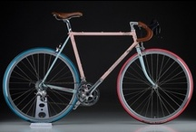 Bicycles / by Roxy Silverwood