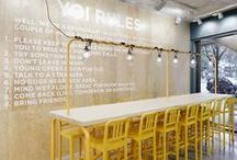 Commercial Spaces / by Allison Stolte