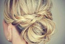 Hair / Beautiful #hair styles / by Annie {Stowed Stuff}