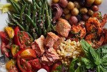 Salads / by Barry Kurtz