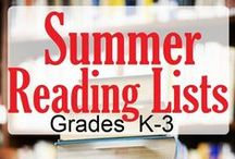 Summer Reading for Kids / by Annie {Stowed Stuff}