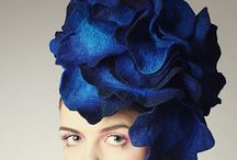 FRENCH BLUE / French blue is a very bright blue similar to royal blue / by C O