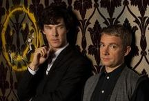 Sherlocked / In honor of the greatest television show ever conceived: Fangirls gone wild. / by Sarah Lindsey Holmes