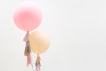 BALLOONS / by Luciana Borges