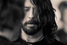 Foo Fighters & All Things Grohl / Dave Grohl, Taylor Hawkins, Nate Mendel, Chris Shiflett, Pat Smear  And anything with Dave from Nirvana to QotSA to Sound city and Studio 606--and of course my beloved Foo Fighters / by Debba