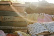 For the Love of Books / by Lindsay Long