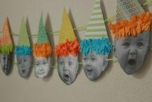 Birthday Party Ideas / by Megan Strauch
