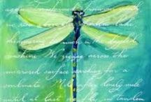 Dragonflies / by Donna Louiselle