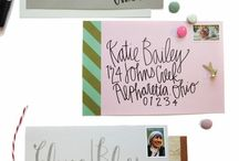 Fonts I Love / by Denise Wright