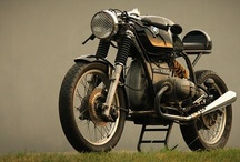 Cafe racers and more / by Nicholas Carlile