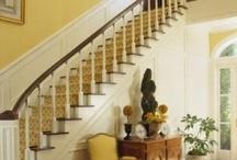 Entryways, Doorways, Stairways / by Debby Jennings