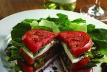 low carb/healthy savory main dishes / by Jan Stamm