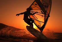 Windsurfing / by Valerie Farrar