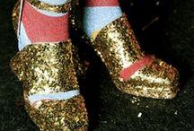 Glitter Glam / by Raquel Van Nice